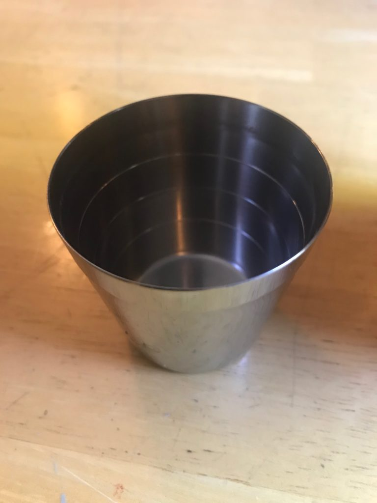 Irvin Ware Cocktail Shaker Top